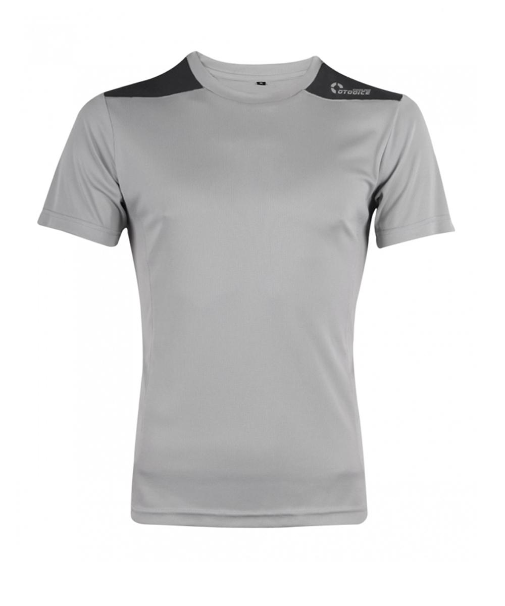 오투아이스 쿨링 티셔츠 - 그레이
