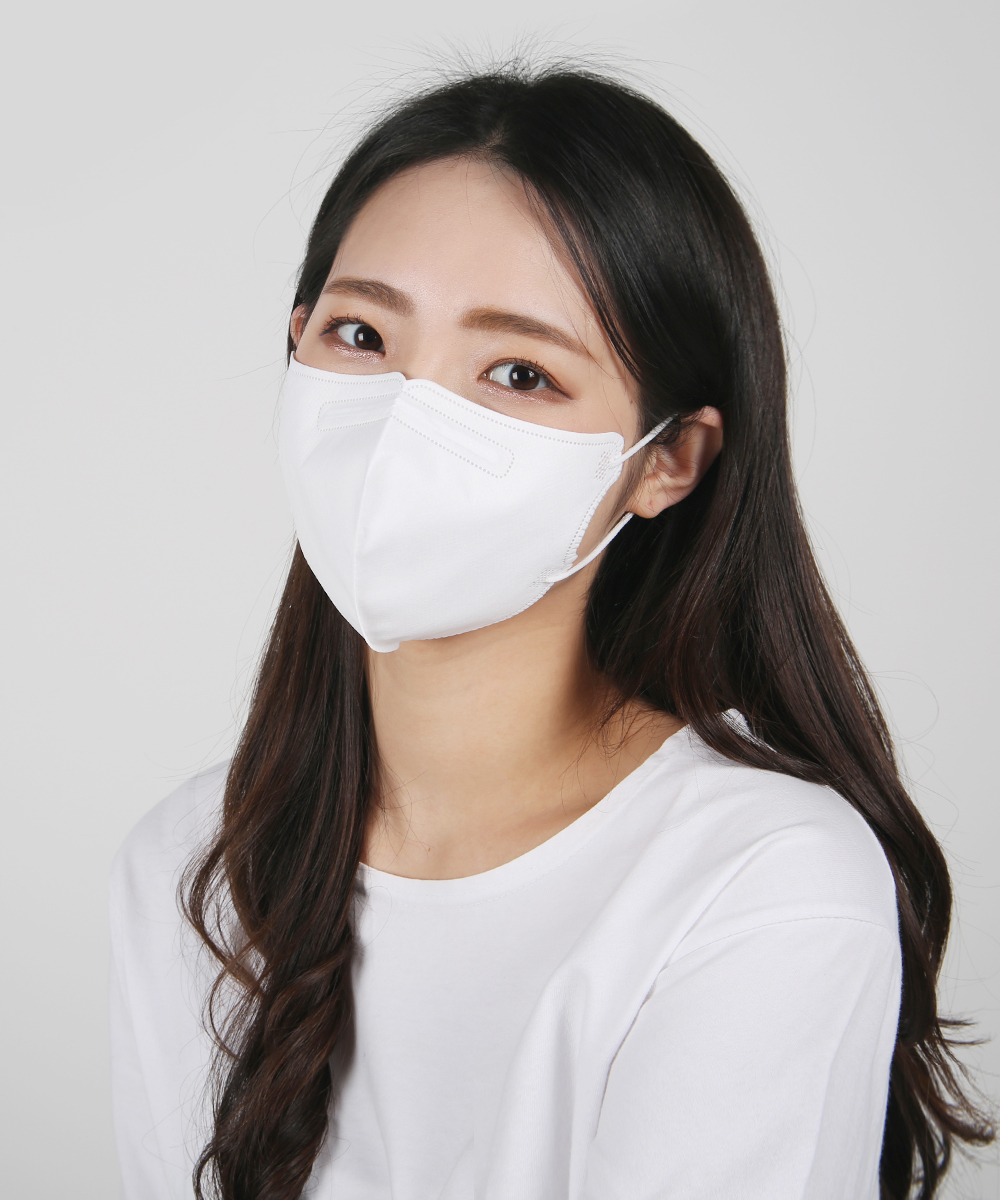 숨비기 황사방역용 KF94 마스크 (1매입)