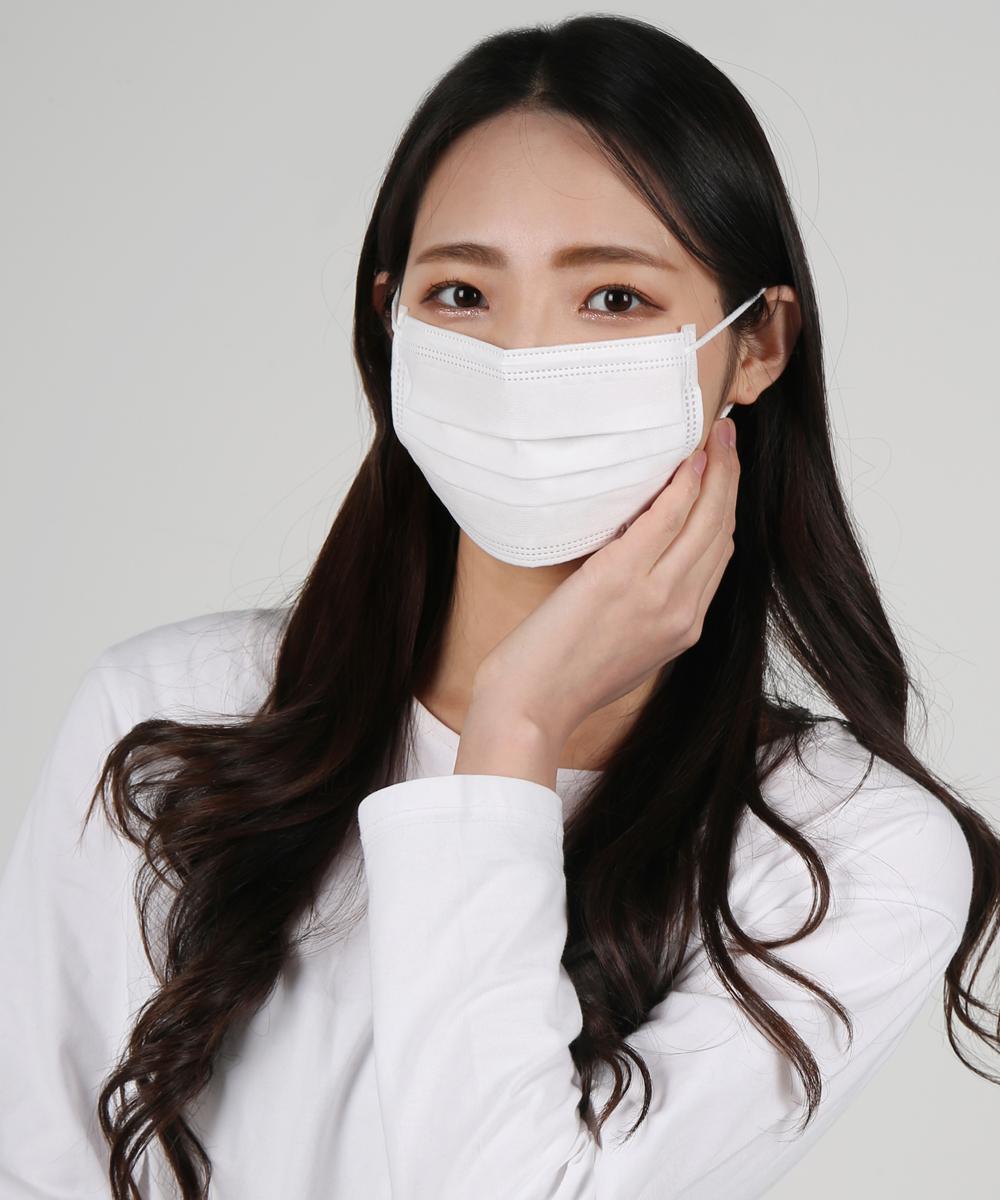 KF-AD 코가드 비말 차단용 마스크 50매입 (대형)