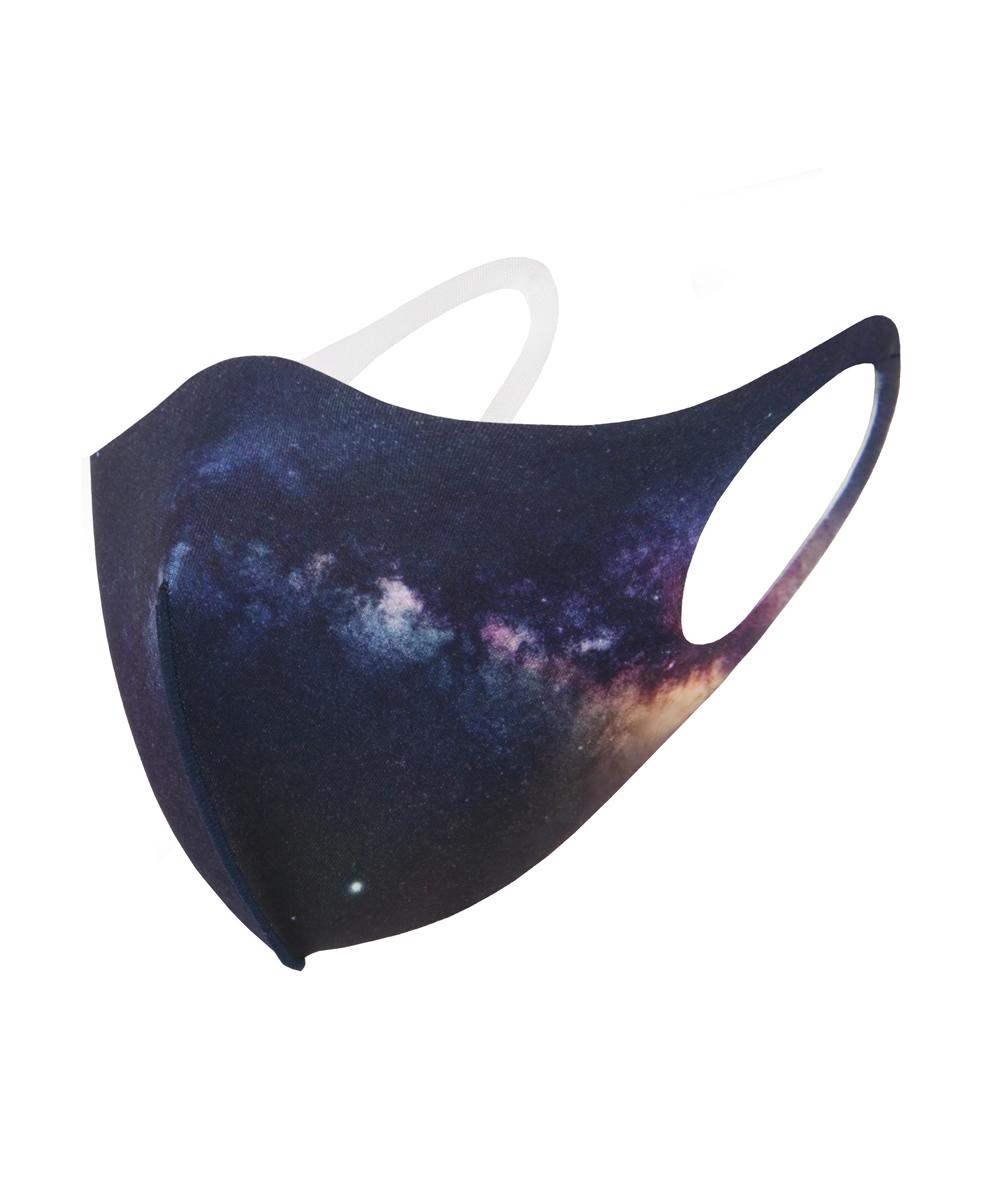 오투라이프 프린팅 패션 마스크 - 은하